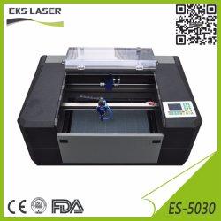 60W kleine Machine S-5030 van het Knipsel en van de Gravure van de Laser