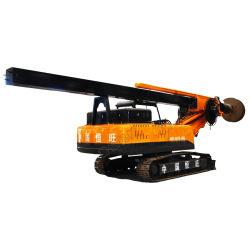 杭打ち基礎の構築2.2mの鋭い直径のクローラー回転式掘削装置