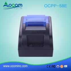 Power Adaptor건축하 에서를 가진 Ocpp-58e-U 58mm Thermal Receipt POS Printer