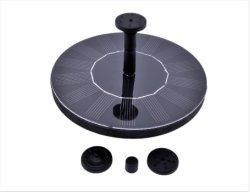 Fontaine solaire flottant pour bain d'oiseau