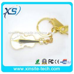 De mooie Aandrijving van de Flits van de Juwelen USB van de Viool (xst-U026)