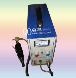ماكينة لحام بلاستيكية محمولة فوق صوتية من مادة PVC لنظام ABS/PC/PVC/NY