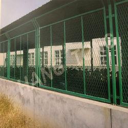 Aplanado de malla de metal expandido con pies de tamaño 4X8 para el cribado o la seguridad