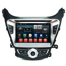 Leitor de Rádio GPS DVD automóvel para a Hyundai Elantra Avante 2014