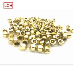 Verzinkte Metalllegierungen aus Verzinktem Messing CNC-Drehsackarretierung für Handtaschen