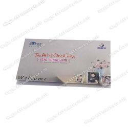 Einladungs-Karte, musikalische Karten, sprechenkarte, Visitenkarten