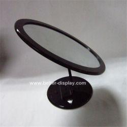 Marco negro acrílico de plástico espejos mesa