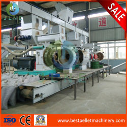 Straw/Sawdust/Wood Pellet Making Line for Sale supplements