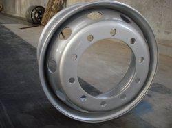 타이어 11r22.5 자동 강철 림용 강철 휠 림 22.5X8.25