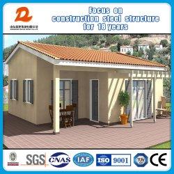 BV/ISO9001/SGS het goedgekeurde Bouwmateriaal van het Staal Voor Geprefabriceerd/PrefabHuis/Huis/de Bouw