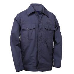 Le travail des hommes Cargo enduire coton Veste Camo de gros