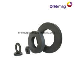De ceramische Gebogen Gesinterde Magneet van het Ferriet van de Boog voor Sprekers en Motoren