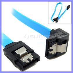 Super Скорость прямой угол 6 Гбит/с, 50см 3.0 кабель SATA 6 Гбит/с SATA III 3 кабель SATA плоский кабель для передачи данных жесткого диска SSD SATA кабель