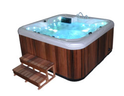 2017 Nouveau fitness Aqua Spa Hot Tub