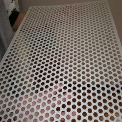 스테인리스 스틸 평면 천공 금속 시트, 천공 금속 메시, 천공 금속 판형 판매 시트