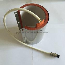 Le caoutchouc de silicone Mug Sublimation Transfert du collier chauffant pour chauffage en appuyant sur la machine