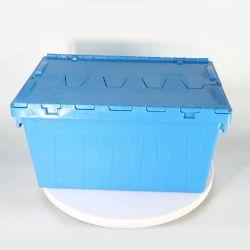 Une manipulation facile le déplacement des conteneurs en plastique
