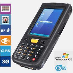 Ht380W mayorista Windows Ce Terminal de mano portátil todo en un lector de tarjetas RFID