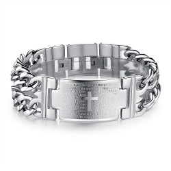Mens-magnetisches Titanarmband haben super magnetisches Treatmen