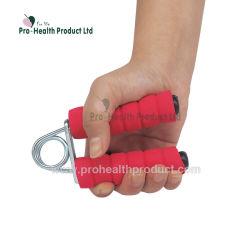 Espuma de portátil de mão de aço inoxidável Mola Exerciser-grip os preensão
