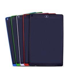 Alta calidad de 12 pulgadas LCD digital de la Tableta de escritura electrónica tableta de dibujo gráfico de la almohadilla de escritura a mano con el lápiz para niños