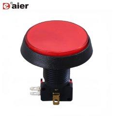di 24mm micro LED interruttore di pulsante della macchina del gioco della grande cupola