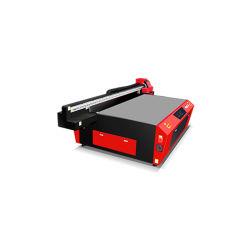インクジェット製造業者LEDランプの革デジタルセラミックタイルの印刷機械装置