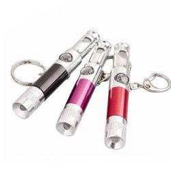 Portachiavi in metallo colorato portatile