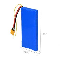 Batería de ion de litio personalizada copia de seguridad de DVD portátil