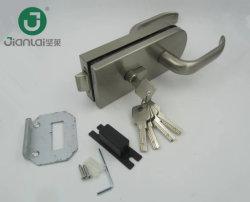 Fabricante chino de la puerta de vidrio de la cerradura central Cerradura