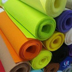 De gekleurde Polyester Gevoelde Gevoelde Naald van de Polyester van de Stof