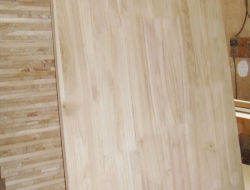 1220*2440mm couleur bois naturel Paulownia prix du bois en bois