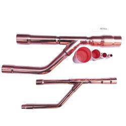 LGの銅のエアコンBran⪞ 絶縁体が付いているHの接合箇所