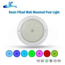 2020 neues Swimmingpool-Licht der 8mm Stärken-24W an der Wand befestigtes Unterwasser-LED