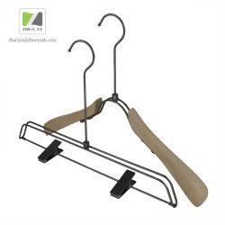 I ganci di cappotto di legno su ordinazione/metallo ansima il gancio per l'indumento bollato
