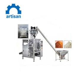 Café de leite automática/Preço da máquina de embalagem de pó de detergente em pó Aditivo de tipo