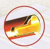 En877/ISO6594/ASTM-A888 tubería de hierro fundido para sistema Dainage