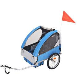 Niños multifuncional remolque de bicicleta EN15918: 2011 y EN1888 (TUV) la certificación