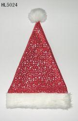 Оптовая торговля красный Рождество Санта Клаус Red Hat