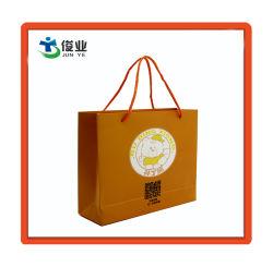 Nouvelle conception du papier cadeau de Noël Un sac de shopping