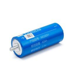 6 Min Fast-Charge Lto 2,3 V 40Ah Yinlong Batería de iones de litio batería titanato