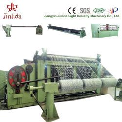 기계 195m/H 철망사 길쌈을 만드는 3개의 강선전도 Gabion 메시