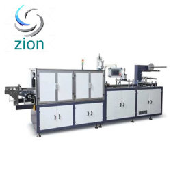 Kaffeetasse Thermoforming Formteil-Maschinen-Behälter-Tellersegment-Kasten-Plastikkappe, welche Maschine die Wegwerfplastiksalat-Filterglocke-Farben-Blase bildet Maschine herstellt