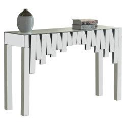 Trendy Table console en miroir