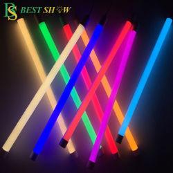 IP65 im Freien Digital Gefäß-Lampen-Farbe, die Gefäß-Licht RGB-T8 LED ändert