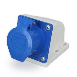 3p/4p/5p 32A 110 В/220 В/380 В IP44 промышленных поверхностного промышленного разъема
