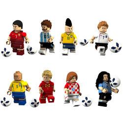 互換性のあるサイズの小型図フットボールのワールドカップ2018年(XP013-020)