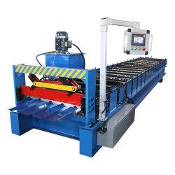 La presión hidráulica máquina de formación en frío la hoja de ibr