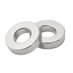 Fabriek van N52 het Krachtige Gebied van de Magneten van de Ring van het Neodymium voor Scheiding