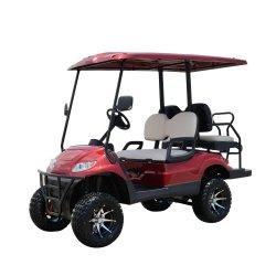 Aprovado pela CE China Factory 4 Lugares carrinho de golfe eléctrico Novo Modelo Go Kart